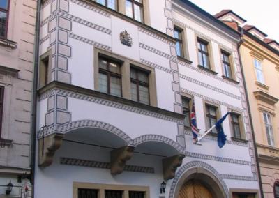 Panská 16, Bratislava