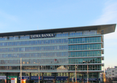 Tatracentrum, Bratislava